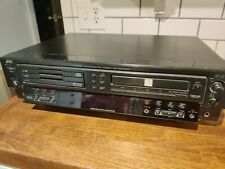 New listing Jvc 3 Disc Changer Xl-r5010bk