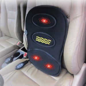 Elektrisch Massagesitzauflage Massagegerät Wärmefunktion Massagematte Auto Haus
