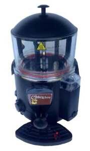 10 Litre Hot Chocolate Machine Dispenser Commercial Chocolate Maker Mixer