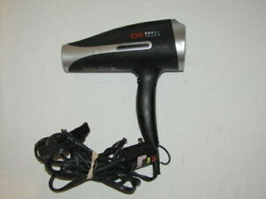 Chi Touch GF1231 Low EMF Hair Dryer Words First Touch Screen Operated Hair Dryer