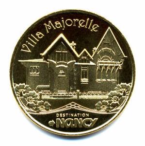 54 NANCY Villa Majorelle, 2021, Monnaie de Paris