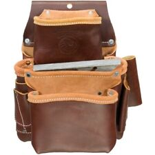 Occidental Leather 3 Pouch Pro Fastener Tool Belt Bag