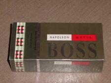 SPRAY NAPOLEON MAFIA BOSS MENS EAU DE PARFUME 100 ML NEW IN BOX HTF