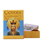 Goddess Guidance Oracle Cards Deck With electronic Guidebook