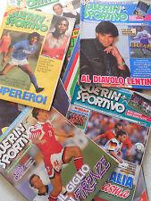 BLOCCO N. 450 RIVISTE GUERIN SPORTIVO ANNI 1970/90