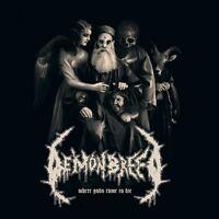 DEMONBREED - WHERE GODS COME TO DIE   CD NEU