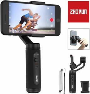 Zhiyun Smooth-Q2 3-axis Smartphones Gimbal Stabilizer,260g Payload for iPhone 11