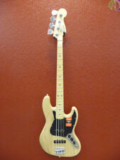 Fender American Professional Jazz Bass Maple Neck, Natural Finish, w/Hardcase