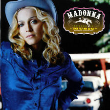 Music 0093624786511 by Madonna Vinyl Album