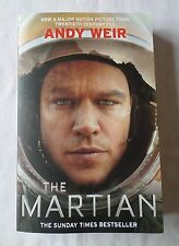 ANDY WEIR: THE MARTIAN [Paperback Novel]