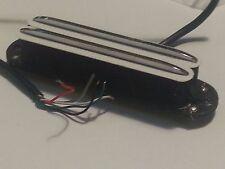 PICKUP humbucker single coil - clone Cool Rails SEYMOUR DUNCAN per strato bianco