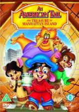 An American Tail 3 - The Treasure Of Manhattan Island **New Sealed DVD**