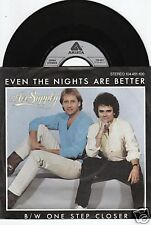 Air Supply even the nights are better 45/ger/pic