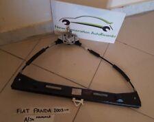 FIAT PANDA 2003 2012 CREMAGLIERA ALZA VETRO ANTERIORE SINISTRA MANUALE