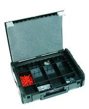 DynaCase THL Universalkoffer flach inkl. Einteilungsraster