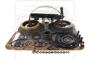 Fits Ford E4OD Transmission Master Overhaul Rebuild Kit 1989-1995