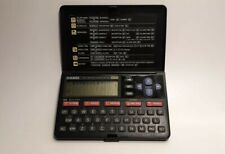 Casio 3 Line Display Data Bank Calculator Alarm DC-7500A 500 New Battery