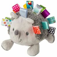 Taggies HEATHER HEDGEHOG SOFT TOY Baby Comforter Soft Toys Activities BN