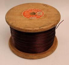 Filo di rame smaltato diametro cavo ø 0,28 mm bobina diversi metri disponibili