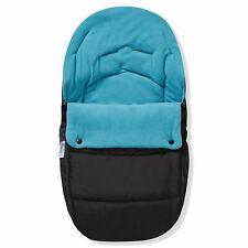 Autositz Fußsack / Gemütlich Zehen Kompatibel Mit Stokke Neugeborenes Ocean Bl