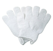 Exfoliating Beauty Gloves Spa Face Facial Skin Care Body Cleansing Fake Tan