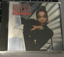 """REGINA BELLE Baby Come To Me LN CD Out Of Print & """"MINT"""""""