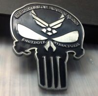 Rare Huge 405th Air Expeditionary Group 4 in Air Force TRAB Challenge Coin