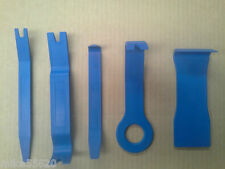 TRIM REMOVAL TOOL SET, 5 Piece  GM Holden Chev Ford Toyota