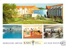 AK, Bad Wilsnack, KMG-Kliniken Bad Wilsnack, vier Abb., 1996