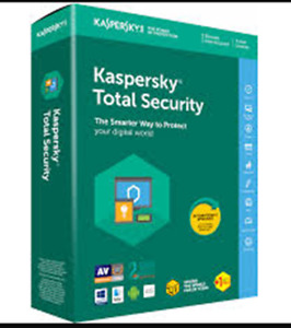 Kaspersky Total Security 2021 / 3 Device / 1 year