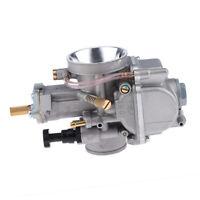Carburateur à glissière plate de 28mm pour kit de jet d'énergie Mikuni de