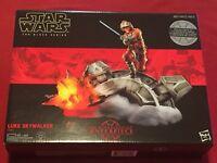Star Wars The Black Series Centerpiece Figure Luke Skywalker C1555 Hasbro NEW MI