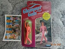 Glamour Girls  ''Loni'' In Totally Tangerine - NRFB and Booklet