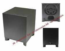 SONY Home Cinema HiFi Passive Stylish Subwoofer Sub 240W with speaker cable/plug