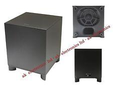 SONY Home Cinema HiFi Passive Stylish Subwoofer Sub 240W with speaker cable/plug
