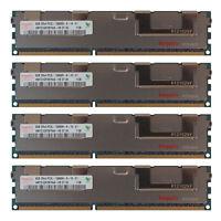 32GB Kit 4x 8GB HP Proliant ML350E ML350P SL210T SL230S SL250S G8 Memory Ram