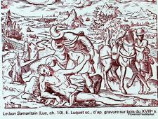 LE BON SAMARITAIN  CROIX ROUGE    FRANCE Document Philatélique Officiel  3792