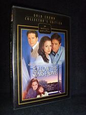 Follow the Stars Home•Hallmark•Hall of Fame•Gold Crown (DVD, 2002) No Scratches!