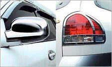 Para Hyundai Santa Fe 2005 - 2006 juego de ajuste exterior de cromo