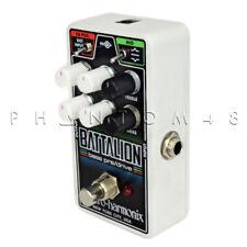 Electro-Harmonix Nano Battalion Bass Distortion Effects Pedal - New