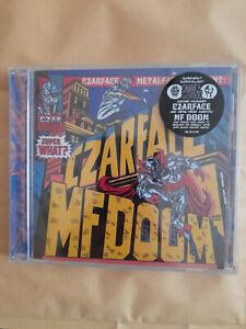 Czarface & MF DOOM - Super What? - New & Sealed CD