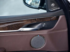 Carbon Fiber Door Speaker Frame Trim pour BMW 3 Series E90 E92 E93 RRX 9LB