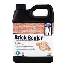 Premium Grade BRICK SEALER Water Repellent Protection for Bricks - (Make 5 Gal)
