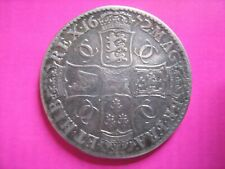 More details for 1672 crown - charles ii 2nd - some scratches to obverse as photographed.