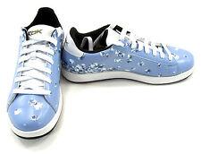 Reebok Shoes Reebopper Lo Powder Blue/Gold/White Sneakers Size 10