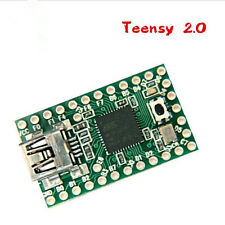 Teensy 2.0 USB AVR Development Board Keyboard Mouse ISP U Flash Drive Test Board