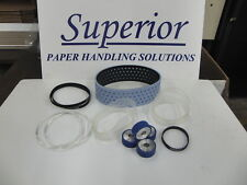 Superior-PHS XM-1, XM-21, XM-12HS, Consumable Kit with 4 Blue Rollers. G100884