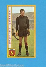 PANINI CALCIATORI 1969/70-Figurina- SATTOLO - TORINO -Recuperata