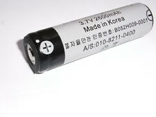 1 batteria  18650 kodatsu Li-ion 3,7v 2600 mAh 7A descharge 2,4C pin ipx8