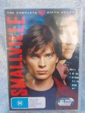 SMALLVILLE COMPLETE FIFTH SEASON  6 DISC BOXSET  DVD MA R4